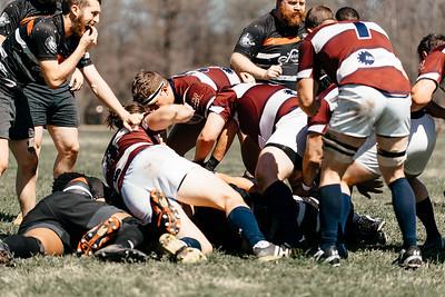 Dry Gulch Rugby 69 - FB