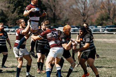 Dry Gulch Rugby 41 - FB