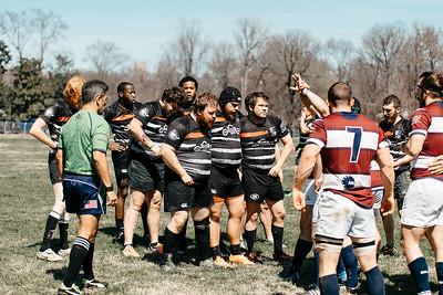 Dry Gulch Rugby 60 - FB