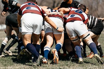 Dry Gulch Rugby 65 - FB