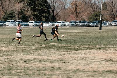 Dry Gulch Rugby 10 - FB