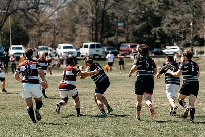 Dry Gulch Rugby 32 - FB