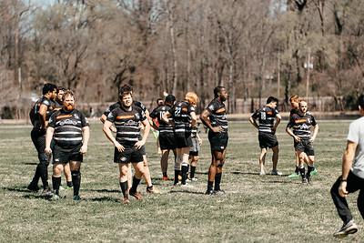 Dry Gulch Rugby 85 - FB
