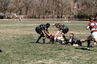 Dry Gulch Rugby 9 - FB