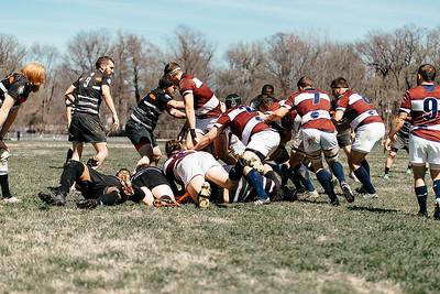 Dry Gulch Rugby 70 - FB