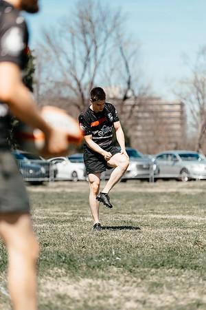 Dry Gulch Rugby 82 - FB