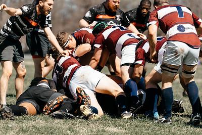 Dry Gulch Rugby 68 - FB