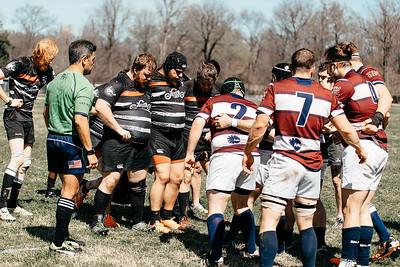 Dry Gulch Rugby 61 - FB