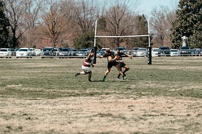 Dry Gulch Rugby 11 - FB