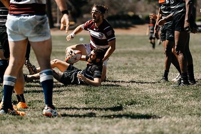 Dry Gulch Rugby 52 - FB