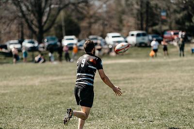 Dry Gulch Rugby 31 - FB