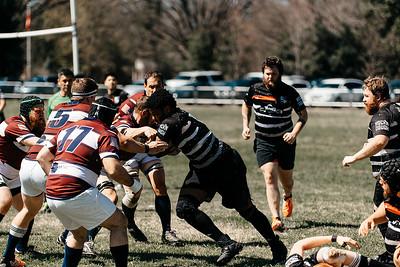 Dry Gulch Rugby 45 - FB