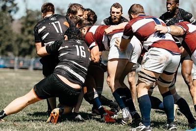 Dry Gulch Rugby 75 - FB