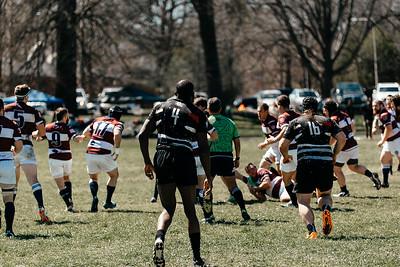Dry Gulch Rugby 33 - FB