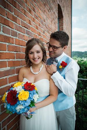 Megan & Brent