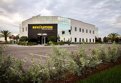 Headquarters Building Exterior