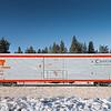 Cryo-Trans railcar #6082, Fisk, at Gunderson.