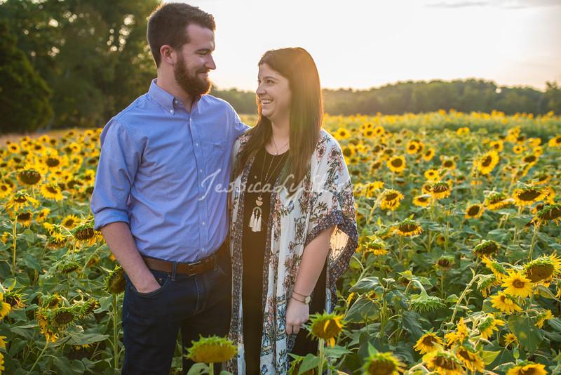 Lindsay Sunflowers-0835