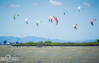 Kite Foil Racing