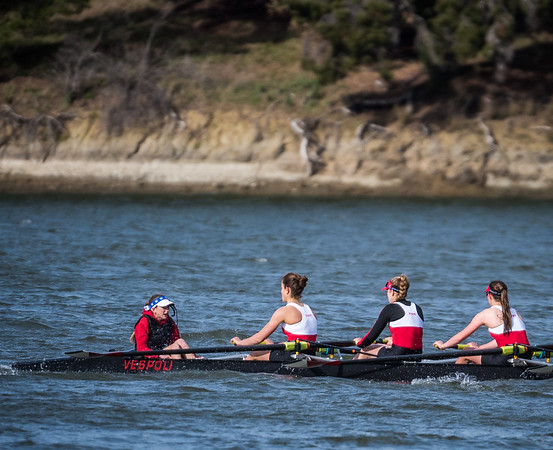 Fault Line Face-off, Marin Rowing, Feb. 2018, DAY 1