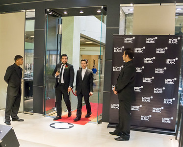 Montblanc - Member Event May 2016