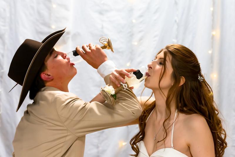 Christian and Maddison Smith Wedding