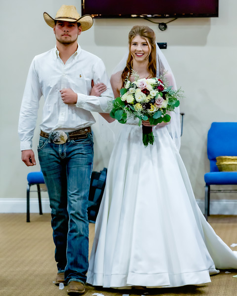 Christian and Maddison Smith Wedding