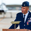 "Lt Col James ""Leven"" Miller Retirement"