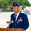 "Lt Col James ""Leven"" Miller Retirement"