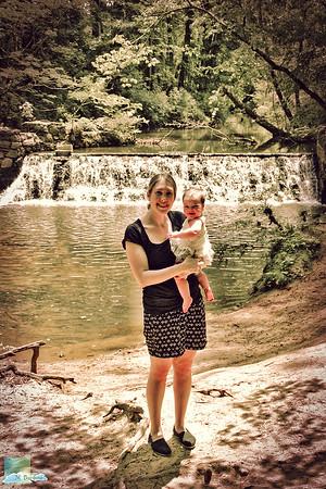 Waterfall of Lullwater