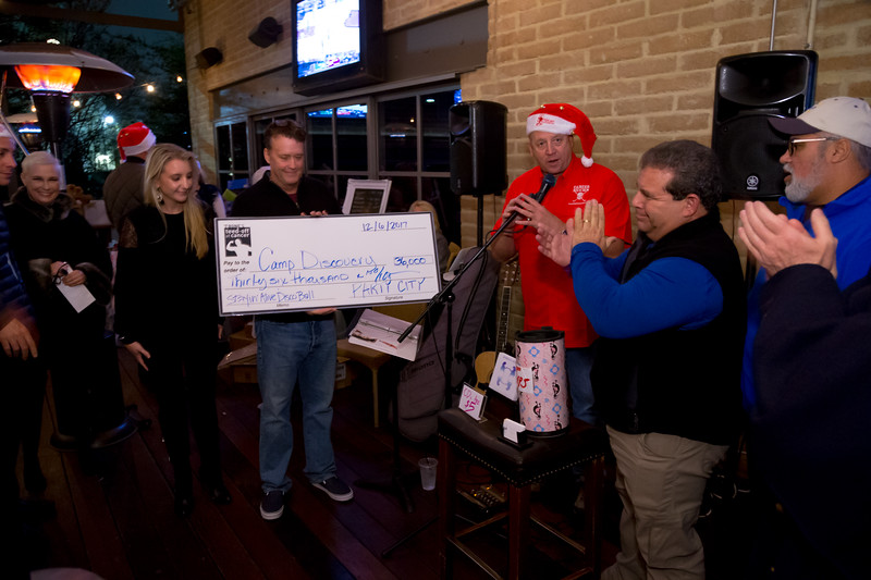 Teed Off at Cancer 5th Annual Toy Drive