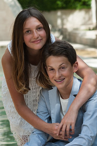 B'nai Mitzvah of Sam and Katie - Preview Gallery