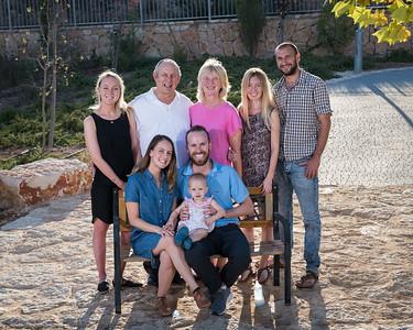 Breslov Family Portraits Sept. 2018