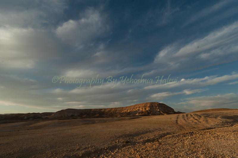 Judean Desert -Near Ein Boqeq 001