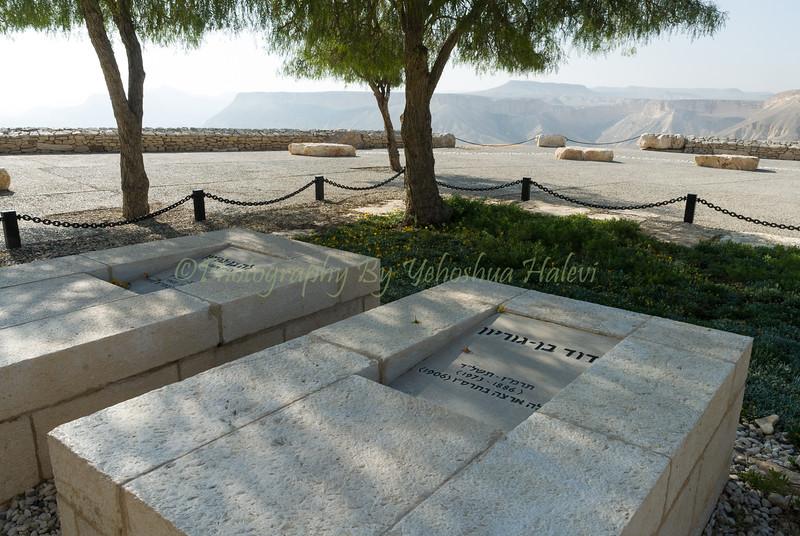 Ben Gurion Gravesite 009