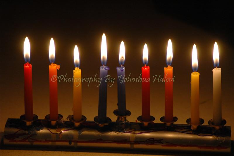 Chanukah - Candles 201