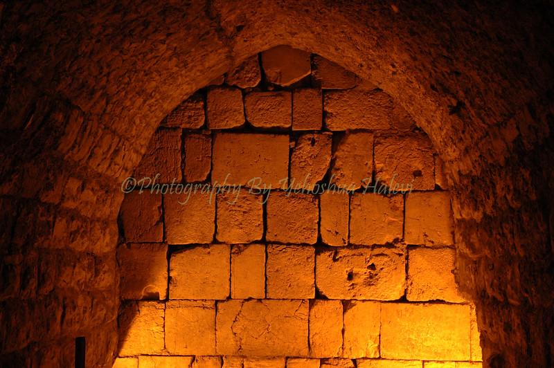 Kotel Tunnel Arch 001