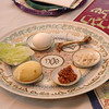 Seder Table 105