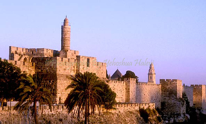 Tower of David 154