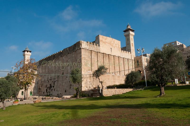 Hebron-Machpela 108