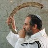 Shofar Blowing 110