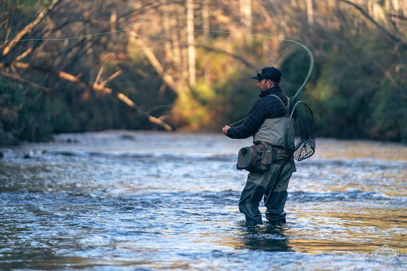 Cory Hallett Fly Fishing