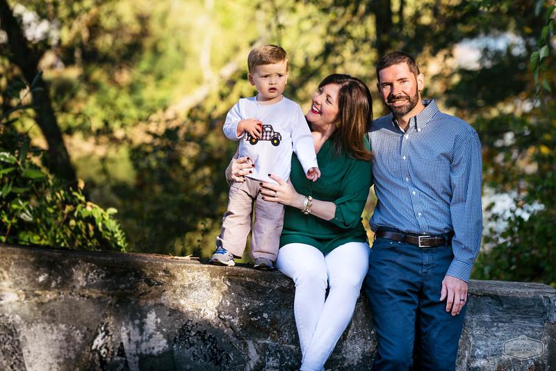 LeCroy Family at Hermi's Bridge