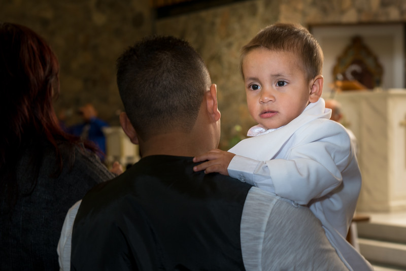 Varela-Cruz Baptism 2013