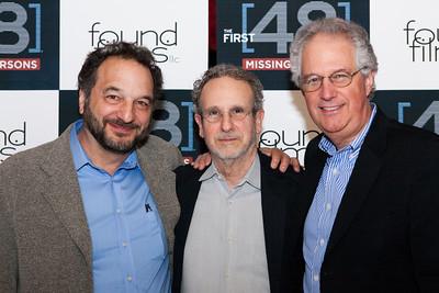 Bob Schneiger, Gary Sherman & Tom Leavens