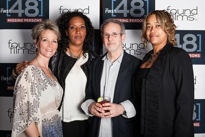 Beth Svec, Pam Childs, Gary Sherman and Nanette Ansley