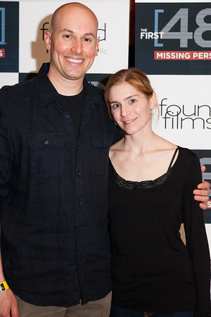 Eric Winstrom and Rachel Winstrom
