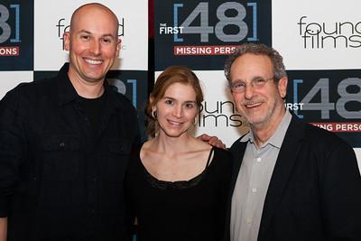 Eric Winstrom, Rachel Winstrom & Gary Sherman