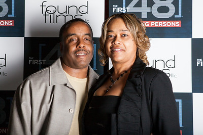 Richard Beck and Nanette Ansley