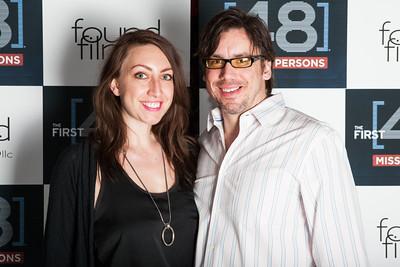 Mary Cervenka and Scott Holoubek